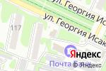 Схема проезда до компании Наими в Барнауле
