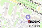 Схема проезда до компании Анютка в Барнауле