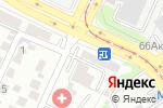Схема проезда до компании PNEVMO22 в Барнауле