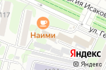 Схема проезда до компании Почтовое отделение №52 в Барнауле