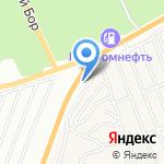 Кровельщик на карте Барнаула