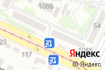 Схема проезда до компании Pit Stop в Барнауле