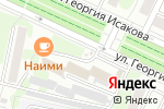 Схема проезда до компании Цыплята табака в Барнауле