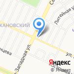Инструмент для Вас на карте Барнаула