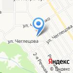 Сладкая жизнь на карте Барнаула
