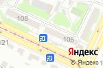Схема проезда до компании Очарование в Барнауле