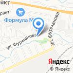 Водная индустрия на карте Барнаула