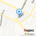 Магазин молочных продуктов на карте Барнаула