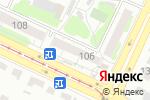 Схема проезда до компании ТЕХНОПОЛИС-ЛОМБАРД в Барнауле