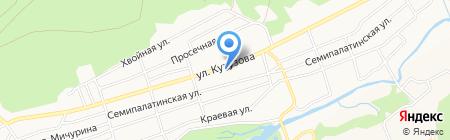 Royal Auto на карте Барнаула