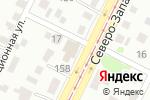 Схема проезда до компании Магазин шин и дисков в Барнауле
