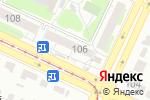 Схема проезда до компании Ювелирный магазин в Барнауле