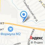 ФинПро на карте Барнаула