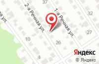 Схема проезда до компании Газсистема -Алтай в Барнауле