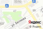Схема проезда до компании Максимум в Барнауле