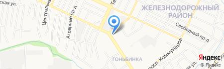 Фото-Видео-Союз на карте Барнаула