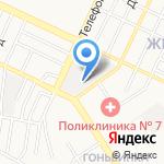 АЛТАЙ АВТО АЛЬЯНС на карте Барнаула
