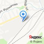 Компания по производству мухобоек и защиты для фар на карте Барнаула