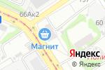 Схема проезда до компании Девятый вал в Барнауле