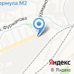 РЕНО сервис на карте Барнаула