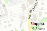 Схема проезда до компании Эликсир в Барнауле