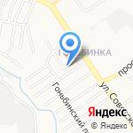 ЗаказСтройСервис на карте Барнаула