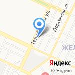 АВТОСТУДИЯ-МАSТЕ-РА на карте Барнаула