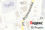 Схема проезда до компании Мельница в Барнауле