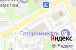 Схема проезда до компании СиСорт в Барнауле