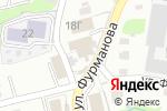 Схема проезда до компании Единая служба саун и гостиниц в Барнауле