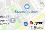 Схема проезда до компании Гранит Мастер в Барнауле