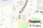Схема проезда до компании Comepay в Барнауле