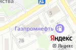 Схема проезда до компании Агро-Корп в Барнауле
