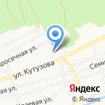 Краевой центр информационно-технической работы на карте Барнаула
