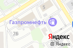 Схема проезда до компании Ажур-Тандем в Барнауле