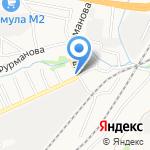 Щедрый вечер на карте Барнаула
