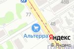 Схема проезда до компании Почтовое отделение №16 в Барнауле
