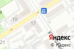 Схема проезда до компании АртМастер в Барнауле