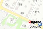 Схема проезда до компании Жанна в Барнауле