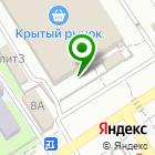 Местоположение компании Ноутбук-Сервис