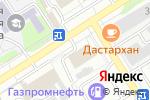 Схема проезда до компании Пожарная часть №3 Октябрьского района в Барнауле
