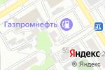 Схема проезда до компании Quality service в Барнауле