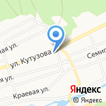 Time beer на карте Барнаула