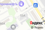 Схема проезда до компании УК Ренессанс в Барнауле