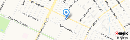 У полковника на карте Барнаула