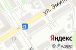 Схема проезда до компании Алтайское мясо в Барнауле