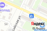 Схема проезда до компании Zalog22 в Барнауле