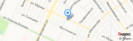 Arte Bianсa на карте Барнаула