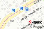 Схема проезда до компании Акватория в Барнауле