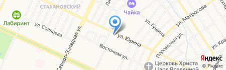 Сеть платежных терминалов Совкомбанк на карте Барнаула